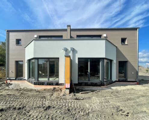 Zweifamilienhaus als Doppelhaus in Ipsheim