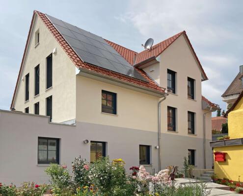 Dreifamilienhaus in Buchbrunn