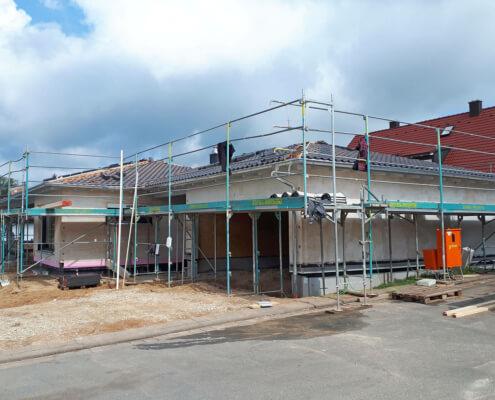 Einfamilienhaus als Bungalow mit Garage in Winkelhaid