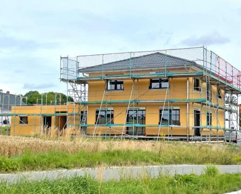 Einfamilienhaus mit Carport und Garage in Reinhardshofen