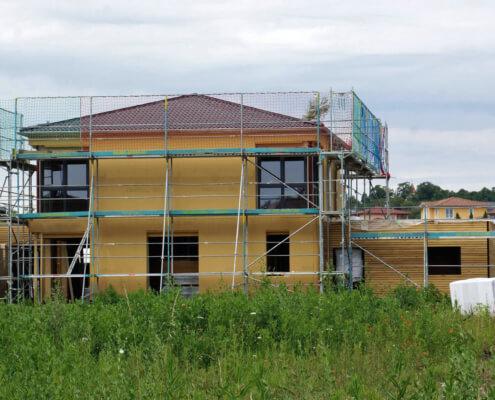 Zweifamilienhaus mit Garage in Bad Windsheim