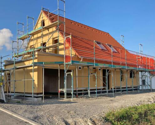 Einfamilienhaus mit Garage in Iphofen